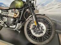 Triumph Scrambler 1200XC