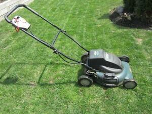 Neuton Ce5 3 Cordless 24v Lawnmower With Brand New Battery