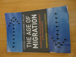 The Age of Migration 4th edition by Castles and Miller Paperback