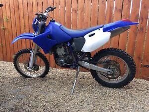 2002 Yamaha WR 426F