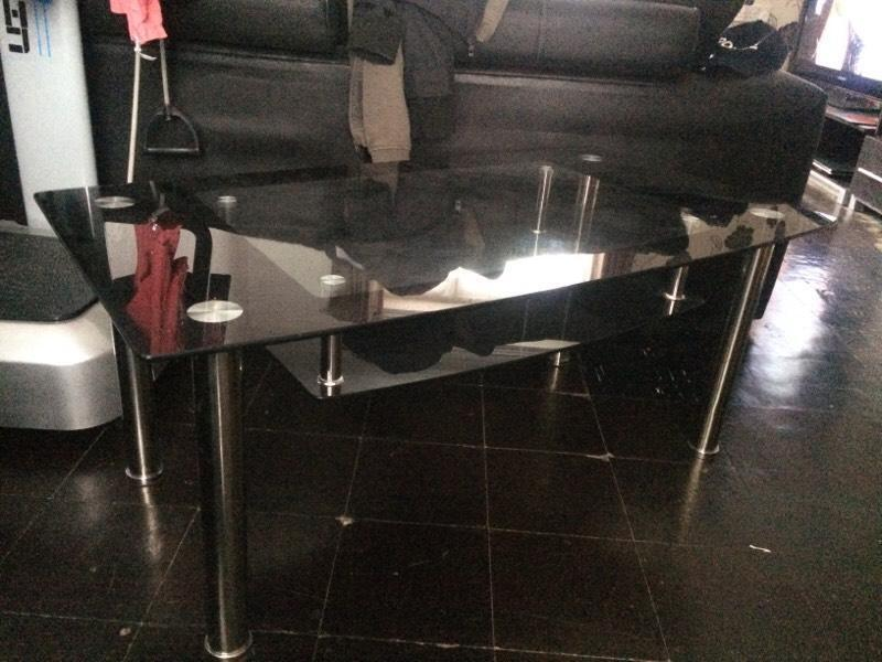 Table Top Dishwasher For Sale In Norwich : Coffe table - Glass coffee table for sale. In good condition,if ...