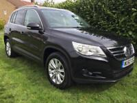 2010 60 Volkswagen Tiguan 2.0TD Match BlueMotion HEATED SEATS, DAB RADIO,F+R PDC