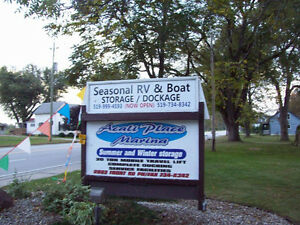 SEASONAL RV & BOAT STORAGE - OPEN HOUSE SUN 1-5PM