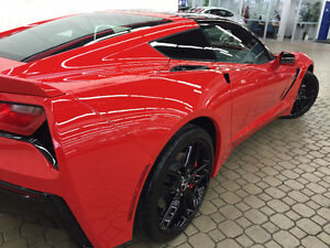 2015 Chevrolet Corvette Z51 2LT Coupe (2 door) with NAV and PDR