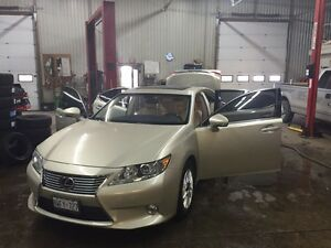 2013 Lexus ES350 navigation REDUCED