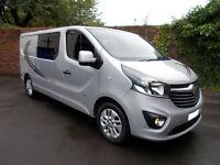 Vauxhall VIVARO 2900 SPORTIVE CDTI Camper Van