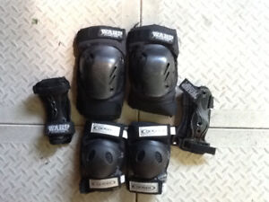 Protective sporting gear