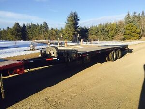 25 ft Pintle tandem dually
