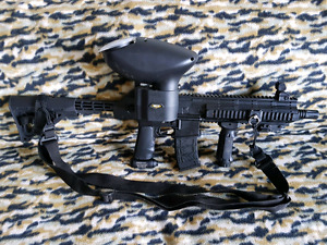 BT TM 15 with rip clip and tech T bolt