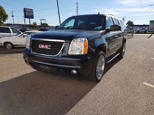 2009 GMC Yukon XL SLT Leather Navigation Backup Cam