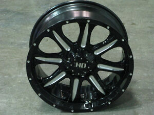20''in 5x135 / 5x139.7 MAGS,POUR PICKUP RAM 1500 VUS