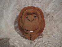 Monkey Carved from Coconut / Singe scuplté d'une noix de coco City of Montréal Greater Montréal Preview
