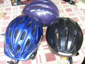 bycycle helmets