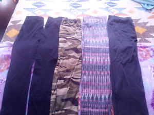 Ladies leggings (L)