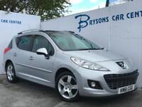 2011 61 Peugeot 207 SW 1.6HDi 92 Allure Manual Diesel for sale in AYRSHIRE