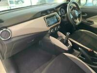 2018 Nissan Micra 1.0 IG 71 Acenta 5dr Hatchback Petrol Manual