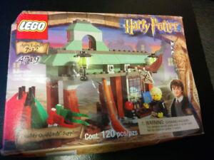 LEGO Harry Potter sealed box 4719