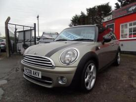 2008 Mini Clubman 1.6 Cooper D 5dr FSH,2 keys,2 former keepers,Finance availa...
