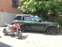 2003 Range Rover HSE: low km's, well maintained, new winter!