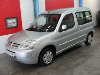 Citroen Berlingo 1.9D Multispace Forte (silver) 2005