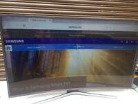 Samsung UE55KU6670 Smart 4K Ultra HD HDR Curved LED TV