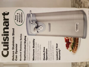 Cuisinart - Stainless Steel Can Opener