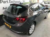2012 62 VAUXHALL ASTRA 1.6 ELITE 5D AUTO 115 BHP