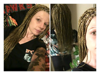 EXPERIENCED BRAIDING AND EXTENSION HAIR STYLIST...
