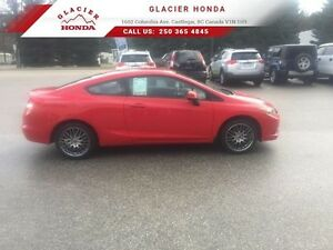 2012 Honda Civic LX   - Low Mileage