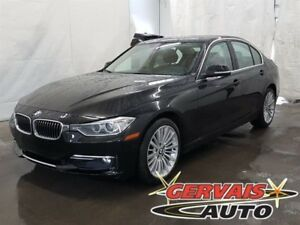 BMW 328 3 Series 3 Series i xDrive Luxury Line Cuir Toit O 2014