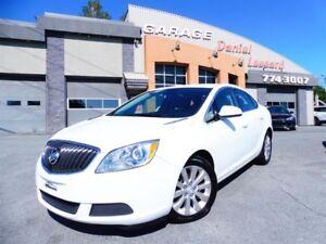 Buick Verano SDN, AUTO, CUIR/TISSUS, CAM RECUL, BLUETOOTH ET ++