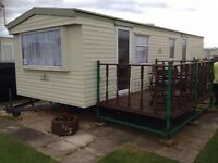 2 Bed roomed caravan to let Ingoldmells