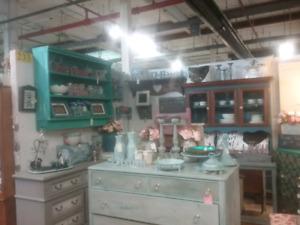 Nostalgia, antiques, furniture and more