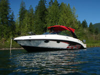 Showing as new 2011 Chaparral 285 SSX