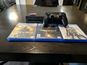 PS4 500GB, 1 Controller, 3 Games and Roll Up the Rim Coffee