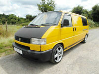 VW T4 - Clearcut Converted 2014 - Full Leather - Solar Panel - 4 Belts