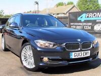 2013 BMW 3 SERIES 318D 2.0 DIESEL LUXURY TOURING ESTATE AUTOMATIC ESTATE DIESEL