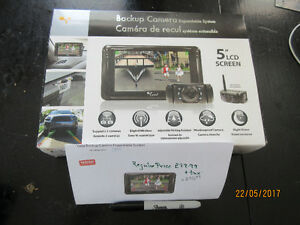 "5""Wireless Backup Camera plus Expandable System"