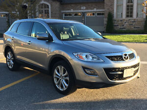 2011 Mazda CX-9 GS AWD LUXURY/NAV/LOADED