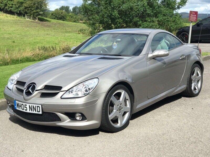 Mercedes 350 SLK AMG 2005 13,000 Genuine Miles £7995