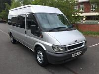 SPARES & REPAIRS. Ford TRANSIT T350 2.4 LWB 6 SPEED GEAR BOX.