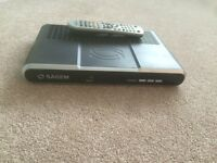 Sagem DTR67250T 250GB Twin Tuner Freeview+ Recorder