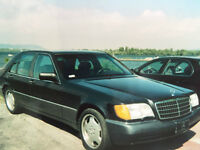 1992 Mercedes-Benz 300-Series Berline