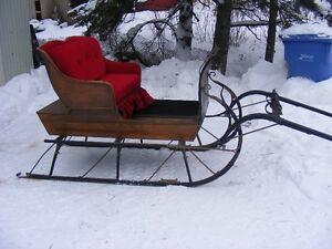 Traineau (sleigh) Saguenay Saguenay-Lac-Saint-Jean image 1