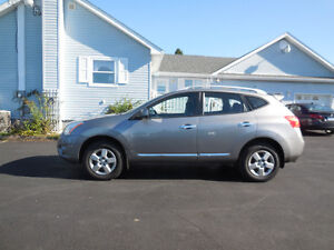 2012 Nissan Rogue S SUV, Crossover AWD