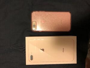 IPhone 8 Plus *rose gold*