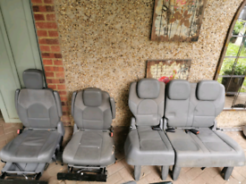Chrysler grand voyager 2006 seats all for £80