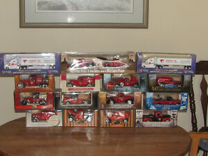 Liberty Canadian Tire collectable  toy trucks