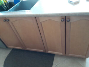 Kitchen Cupboard Doors and Drawer Faces for Sale