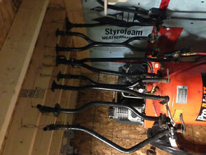 Lot of new & used rev parts and zx parts let me no what u need St. John's Newfoundland image 3